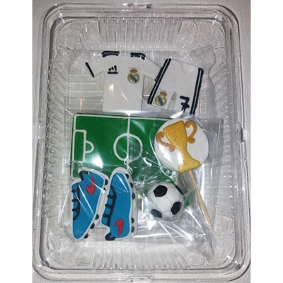 Украшение набор Футбольный Добрик