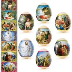 Ленточка на яйца Библейная Альт