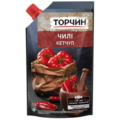 Кетчуп «Чили» Торчин 300г